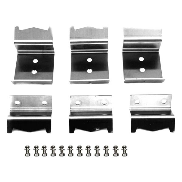 CHARGRILLER-5050-DUO-CHARGRILLER-3001-CHAR-GRILLER-5050-DUO-CHAR-GRILLER-3001-(SET-OF-6)-BURNER-HEAT-SHIELDS-BRACKETS