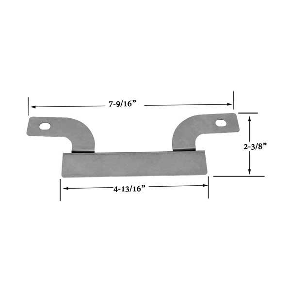 CROSSOVER-BURNER-FOR-BRINKMANN-810-1415-F-810-1415-W-810-1420-0-810-1420-1-GAS-MODELS