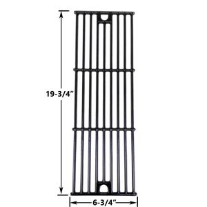 GLOSS-CAST-IRON-REPLACEMENT-COOKING-GRID-FOR-CHAR-GRILLER-2121-2123-2222-2828-3001-3030-3725-4000-5050-5252-3008-GAS-GRILL-MODELS-1
