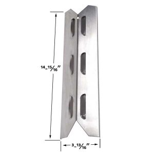 KENMORE-146.1613211-146.16132110-146.16133110-146.16142210-STAINLESS-HEAT-SHIELD