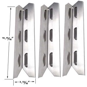 KENMORE-146.16198210-146.16222010-146.23673310-146.23680310-640-03982839-7-(3-PK)-STAINLESS-HEAT-SHIELD