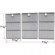 master-forge-3218lt-3218ltn-l3218-gas-grill-repair-kit-includes-5-heat-shields-and-porcelain-cast-grates-2