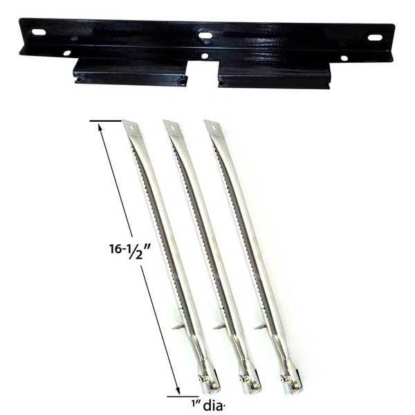 PERFECT-FLAME-SLG2007A-SLG2008A-61701-GAS-GRILL-REPAIR-KIT-INCLUDES-3-STAINLESS-STEEL-BURNERS-AND-1-BURNER-SUPPORT-BRACKET-1