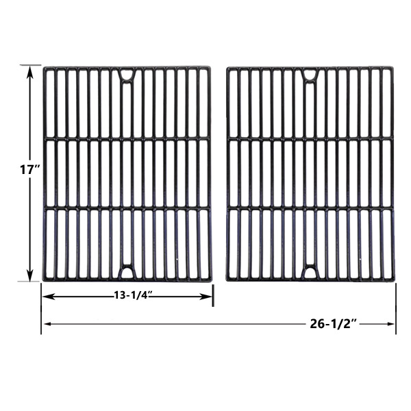 PORCELAIN-CAST-IRON-REPLACEMENT-COOKING-GRID-FOR-UNIFLAME-GBC091W-GBC940WIR-GBC956W1NG-C-GBC981W-1