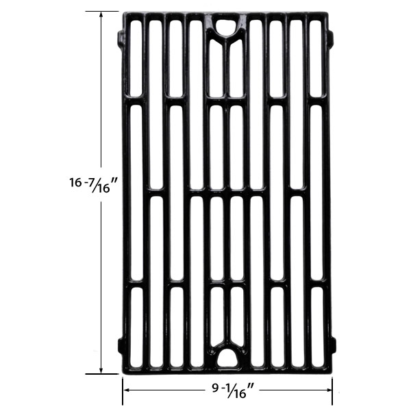 PORCELAIN-CAST-IRON-REPLACEMENT-COOKING-GRIDS-FOR-BBQTEK-GSF3016A-GSF3016E-GSF3016H-GSF3016HN -1