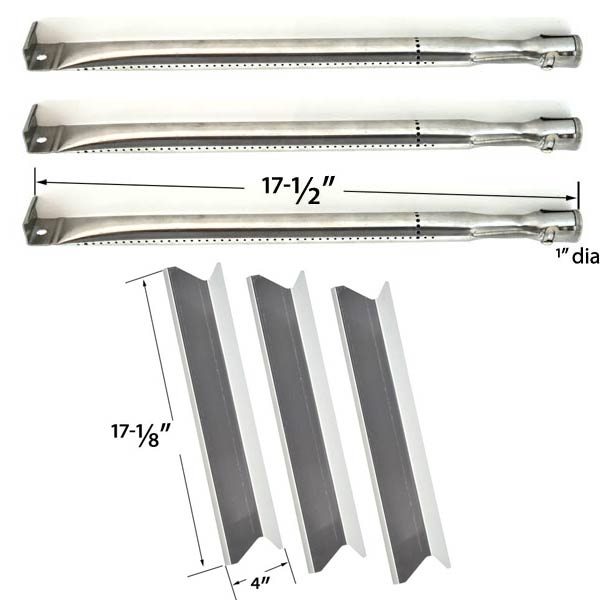 REPAIR-KIT-FOR-BBQTEK-GSC3219TA-GSC3219TA-INGLEWOOD-1662907-GAS-GRILL-INCLUDES-3-STAINLESS-STEEL-BURNERS-AND-3-STAINLESS-HEAT-PLATES-1