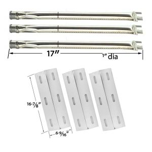 REPAIR-KIT-FOR-DUCANE-30400040-BBQ-GRILL-INCLUDES-3-STAINLESS-BURNERS-AND-3-STAINLESS-HEAT-PLATES-1