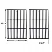 REPAIR-KIT-FOR-JENN-AIR-720-0336-7200336-720-0336-BBQ-GAS-GRILL-INCLUDES-3-STAINLESS-BURNER-3-STAINLESS-HEAT-PLATES-AND-PORCELAIN-CAST-COOKING-GRATES-4