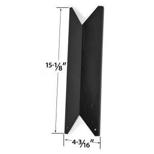 REPLACEMENT PORCELAIN HEAT PLATE FOR SELECT GAS GRILL MODELS BY NEXGRILL 720-0341, 720-0649, 720-0549, KENMORE 122.16119, 122.16129, 720-0341, 720-0549 AND UNIFLAME GBC956W1NG-C