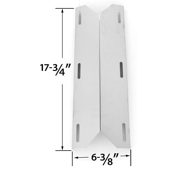 REPLACEMENT-STAINLESS-STEEL-HEAT-PLATE-FOR-COSTCO-KIRLAND-PRO-SERIES-720-0033-SKU681955-SKU738505
