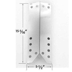 REPLACEMENT-STAINLESS-STEEL-HEAT-PLATE-FOR-KENMORE-SEARS-NEXGRILL-720-0670B-SUNBEAM-GRILLMASTER-720-0670E-LOWES-MODEL-GRILLS