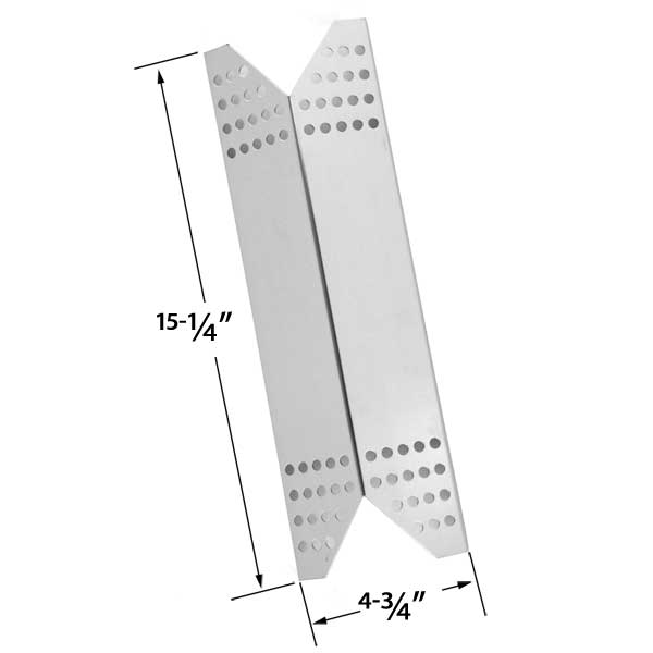 REPLACEMENT-STAINLESS-STEEL-HEAT-PLATE-FOR-SAMS-720-0691A-730-0691A-KENMORE-720-0773-MEMBERS-MARK-720-0691A