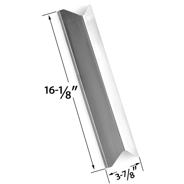 REPLACEMENT-STAINLESS-STEEL-HEAT-PLATE-SHIELD-FOR-KENMORE-119.16433010-119.16434010-119.16658010