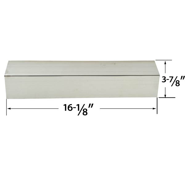 REPLACEMENT-STAINLESS-STEEL-HEAT-SHIELD-FOR-KENMORE-119.16433010-119.16434010-119.16658010-119.16240