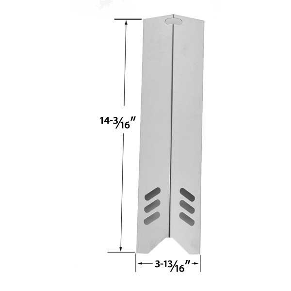 REPLACEMENT-STAINLESS-STEEL-HEAT-SHIELD-FOR-UNIFLAME-GBC1030W-GBC1030WRS-GBC1030WRS-C-GBC1134W-GBC1134WRS-GAS-GRILL-MODELS