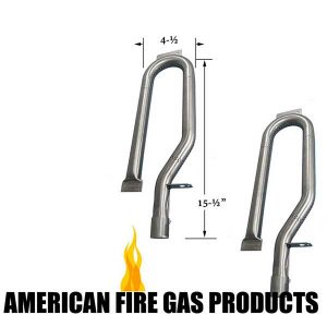 STAINLESS-BURNER-FOR-KENMORE-119.166750-119.176750-166750-176750-(2-PK)-GAS-MODELS