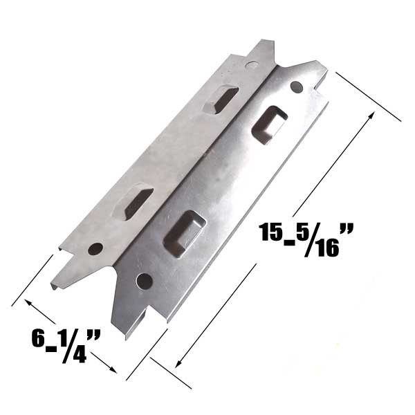 STAINLESS-HEAT-PLATE-FOR-BRINKMANN-810-3660-S-810-3660S-GAS-MODELS