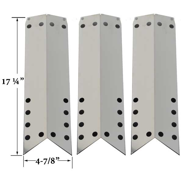 STAINLESS-HEAT-SHIELD-FOR-NEXGRILL-720-0522-720-0584A-720-0650A-720-0430-(3-PK)-GAS-MODELS