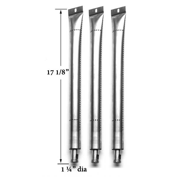 STAINLESS-STEEL-BURNER-FOR-PERFECT-FLAME-276964L-MASTER-FORGE-288994-578489-678489-(3-PK)-GAS-MODELS