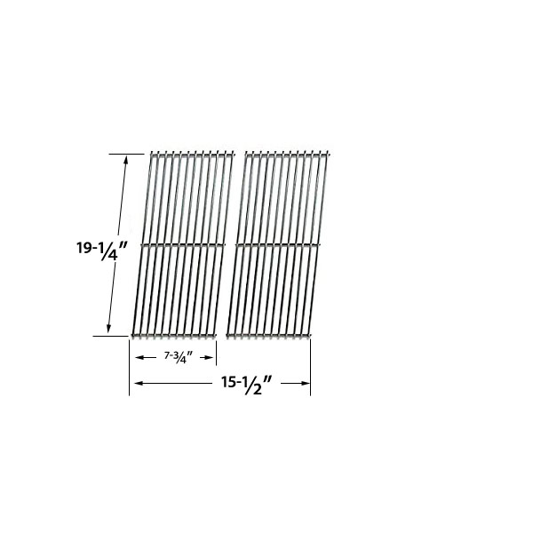 STAINLESS-STEEL-COOKING-GRID-REPLACEMENT-FOR-PERFECT-FLAME-GSC3318-PERFECT-FLAME-GSC3318N-PERFECT-FLAME-25586