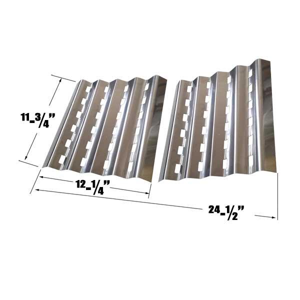 STAINLESS-STEEL-HEAT-PLATE-FOR-BRINKMANN-ELITE-SERIES-4445-810-4445-0-810-2500-PRO-SERIES-2500-GAS-MODELS