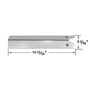 STAINLESS-STEEL-HEAT-PLATE-FOR-GREAT-OUTDOORS-PINNACLE-TG475-2-TG475-2-TG475-TG560-TG560N-AND-UNIFLAME-GAS-GRILL-MODELS