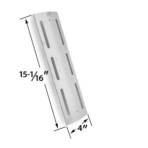 STAINLESS-STEEL-HEAT-PLATE-REPLACEMENT-FOR-KMART-BRINKMANN-4-BURNER-8401-810-8410-F-810-8410-S-PORTLAND-8300