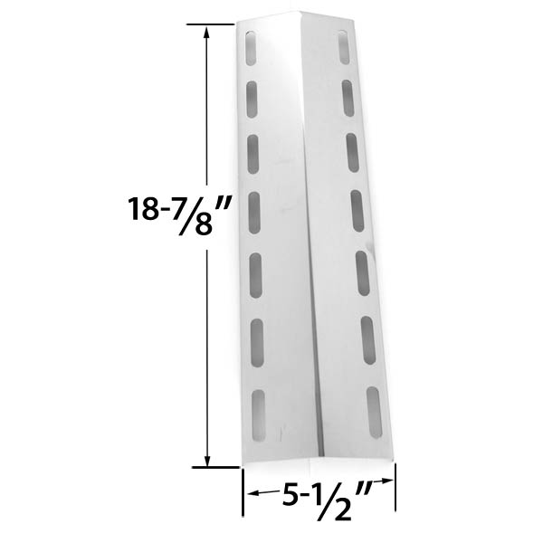STAINLESS-STEEL-HEAT-PLATE-REPLACEMENTS-FOR-GAS-GRILL-MODEL-FIESTA-EHL1130-K410-NEXGRILL-720-0133-720-0133-LP