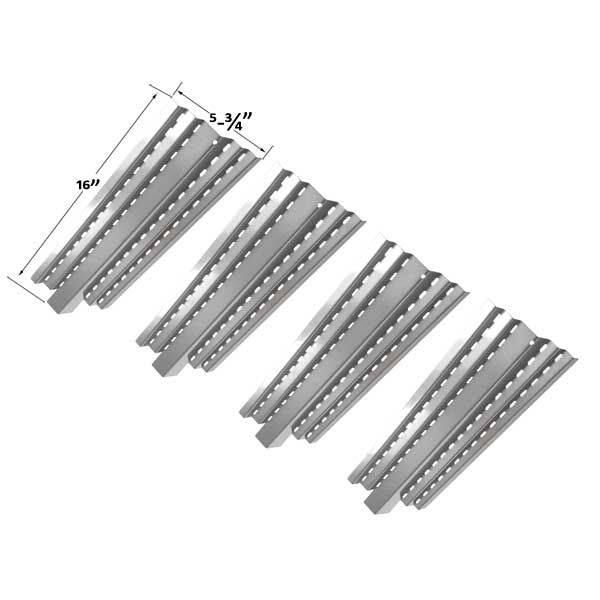 STAINLESS-STEEL-HEAT-SHIELD-FOR-KENMORE-16644-415.16042010-415.16644900-415.16645900-415.16646900-(4-PK)-GAS-MODELS