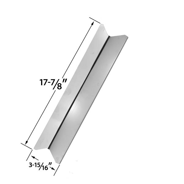 STAINLESS-STEEL-HEAT-SHIELD-REPLACEMENT-FOR-TERA-GEAR-GSF2520KL-(14012021)-GSF2520KLN-GSS2020-(14013012)-GSS2520JA-(14013003)