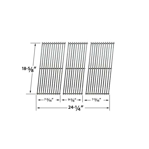 STAINLESS-STEEL-REPLACEMENT-COOKING-GRID-FOR-KMART-640-784047-110-MASTER-FORGE-IGS-01015J-OUTDOOR-GOURMET-B070E4-A