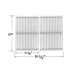 STAINLESS-STEEL-REPLACEMENT-COOKING-GRID-FOR-SELECT-NORTH-AMERICAN-OUTDOORS-BASS-PRO-SHOPS-XH1510-XH1510