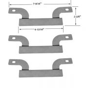 REPAIR-KIT-FOR-BRINKMANN-810-1420-0-BBQ-GAS-GRILL-INCLUDES-4-STAINLESS-STEEL-BURNERS-AND-3-CROSSOVER-TUBES