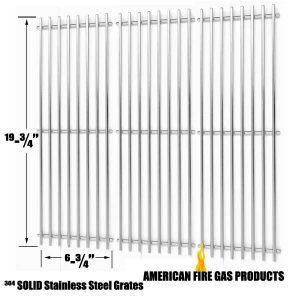 STAINLESS-COOKING-GRID-FOR-CHAR-GRILLER-2121-2123-2222-2828-3001-3030-3725-4000-5050-5252-3008-GAS-GRILL-MODELS-SET-OF-3