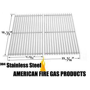 STAINLESS-GRID-FOR-DCS-27-27-SERIES-27DBQ-27DBQR-27DBR-27DSBQ-27DSBQR-GAS-MODELS-SET-OF-2