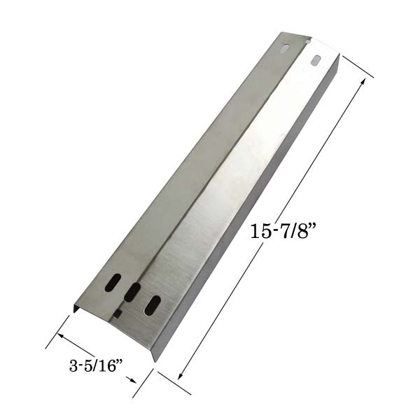 Stainless-Heat-Shield-For-Kenmore-141.16306-Gas-Model