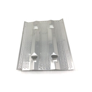 STAINLESS STEEL HEAT PLATE FOR FIRE MAGIC 14-S1S1N-A, 22-S2S1N-87, 24-S1S1N-62, 34-S2S1N-A, CUSTOM I, REGAL I GAS MODELS