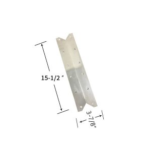 Replacement Stainless Steel Heat Shield For Better Homes & Gardens BG1755B, BH13-101-099-02 Gas Grill Models