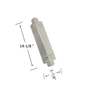 Replacement Stainless Steel Heat Shield For Charbroil 463621612, 463621811 Gas Grill Models