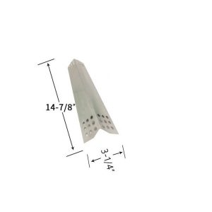 Replacement Stainless Steel Heat Shield For Master Forge 1010037 Gas Grill Model