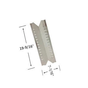 Stainless Steel Heat Shield For Broil-mate 24025BMT, 24025HNT, 30030BMT, 30030HNT Gas Grill Models