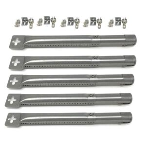 "ADJUSTABLE 12"" TO 17-1/2"" GRILL 42204 BURNER, 5-PACK"