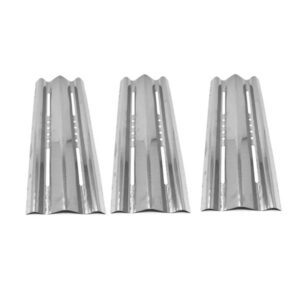 REPLACEMENT NAPOLEON LA200SBNSS STAINLESS STEEL (3-PK) HEAT PLATE