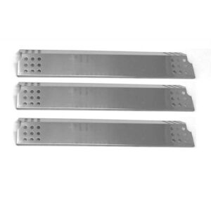 STAINLESS HEAT SHIELD FOR COLEMAN G53201, G53202, G53203, G53204, G45312 (3-PK) GAS MODELS