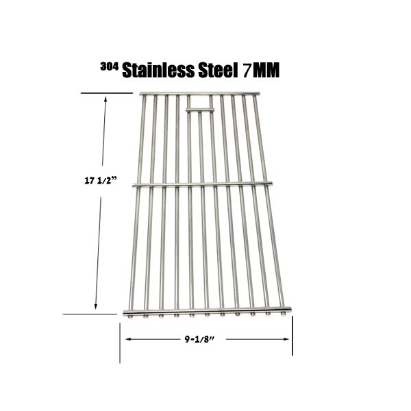 VERMONT CASTINGS STAINLESS STEEL COOKING GRATES, SINGLE LISTING